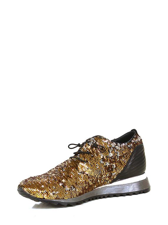 scarpe sneaker donna carolina bronzo nero donna 32763062 le follie shop. Black Bedroom Furniture Sets. Home Design Ideas