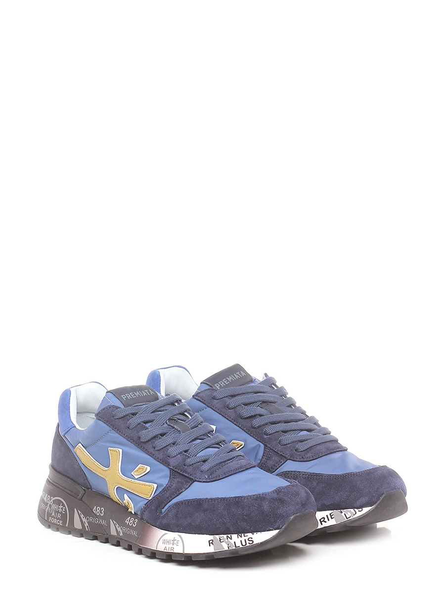 Sneaker mick 4056 bluesky Premiata Le Follie Shop