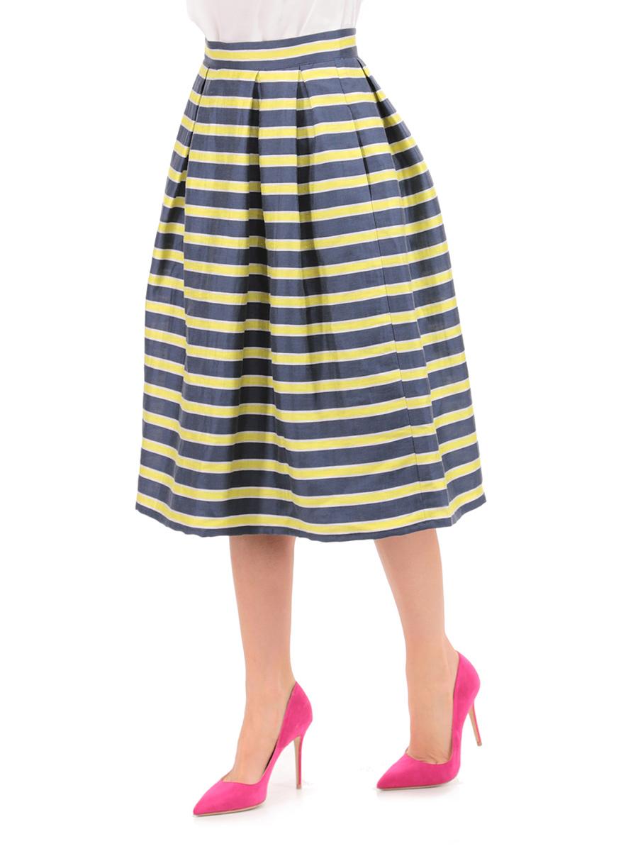 sito web per lo sconto sito web per lo sconto vendita di liquidazione Skirt Giallo/blu Camicettasnob - Le Follie Shop