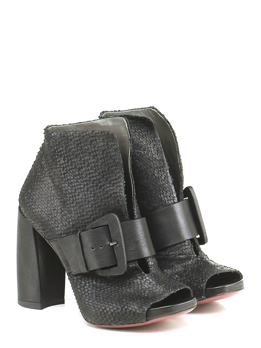 8a1fb531e3 Scarpa con tacco Nero Ixos - Group-Shoes