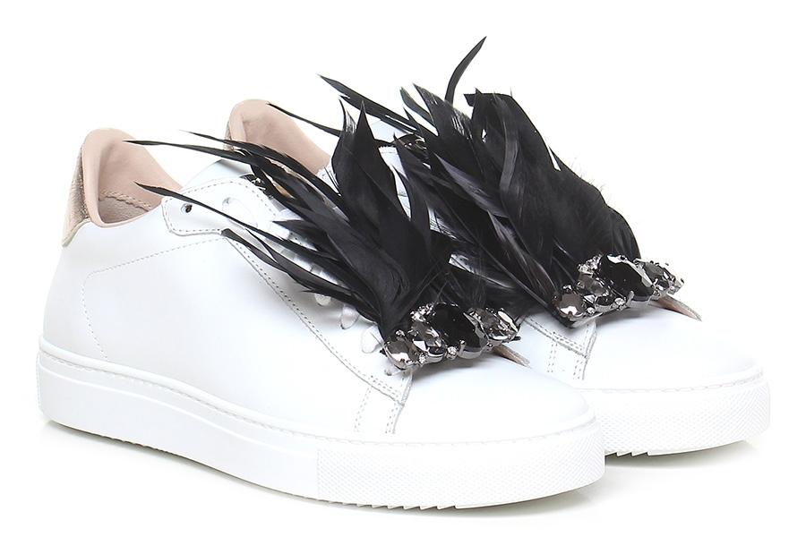 Sneaker Bianco/ottone Bianco/ottone Sneaker Stokton Mode billige Schuhe ce69bc