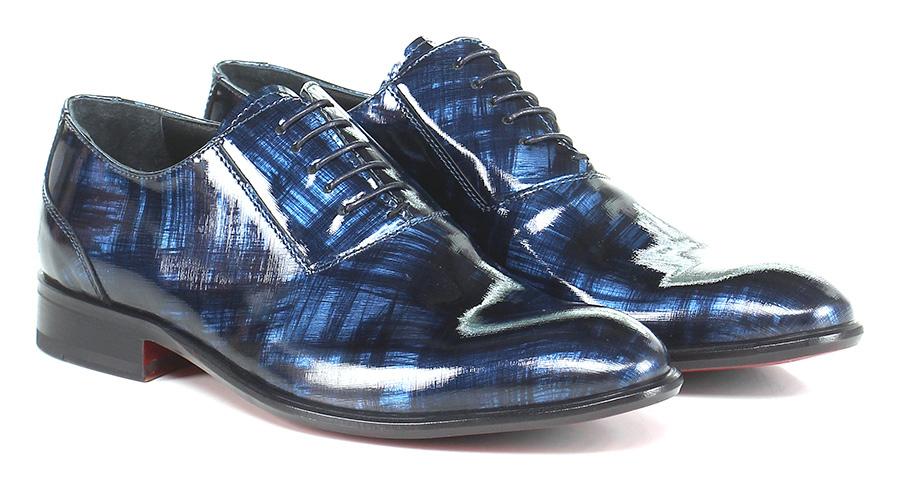 Stringata Blu/nero Beverly Hills Scarpe comode comode comode e distintive 26d183