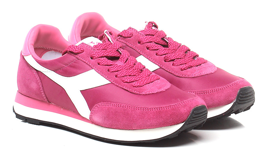 Sneaker Violet Diadora Heritage Mode billige Schuhe