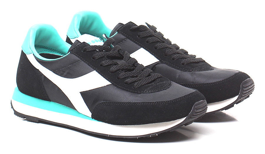 scarpe da ginnastica nero turquoise Diadora Heritage | Qualità Qualità Qualità Primacy  | Ordini Sono Benvenuti  | Bello e affascinante  | Sig/Sig Ra Scarpa  4751bd