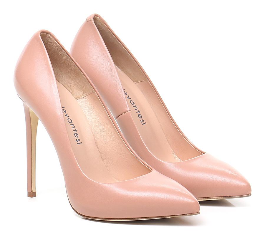 Decolletè Nude Mode Sergio Levantesi Mode Nude billige Schuhe 47b25a
