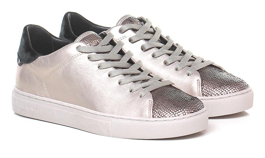 Sneaker Old rose/black Crime Mode Schuhe billige Schuhe Mode e722c5