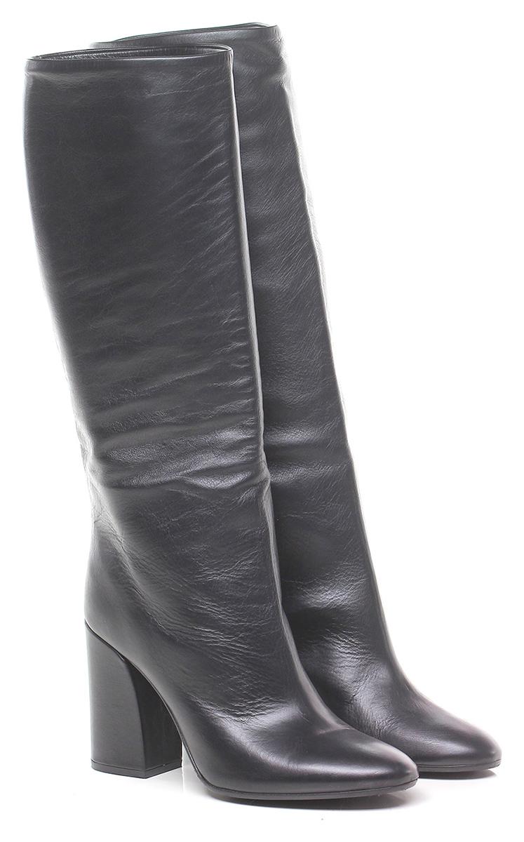 Stivale Nero Miss Martina Mode billige Schuhe
