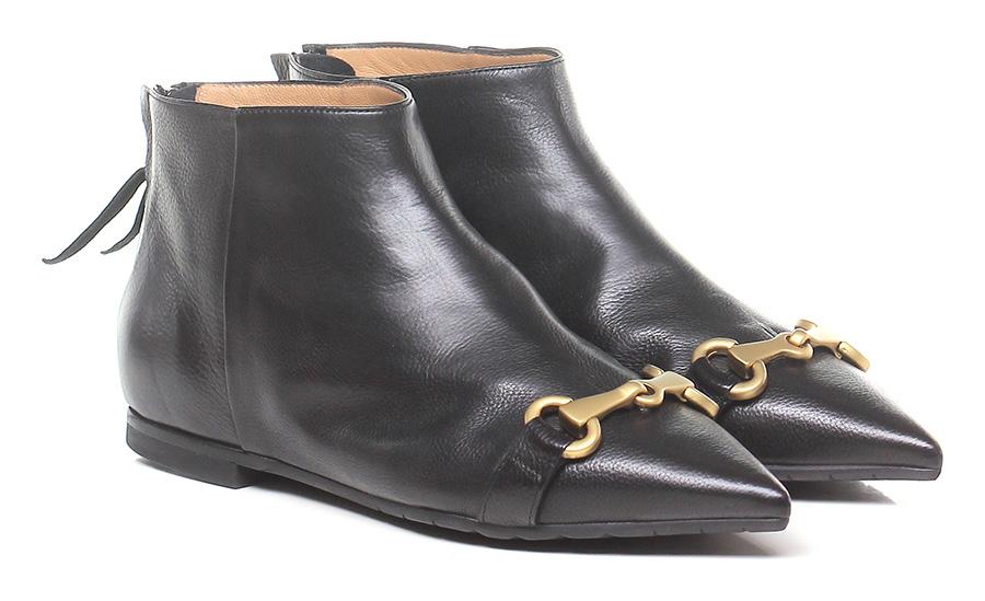Tronchetto Nero Mara Bini Verschleißfeste billige Schuhe