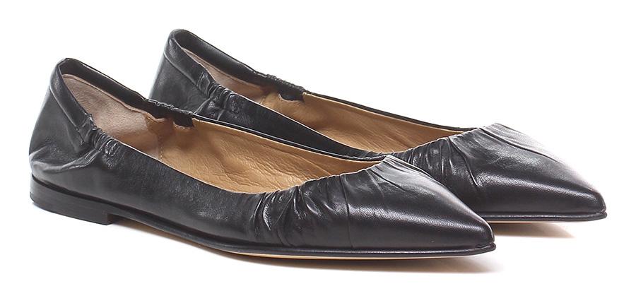 Scarpa bassa Nero Pomme D'or Mode billige Schuhe