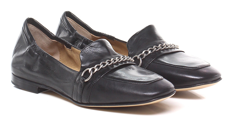 Scarpa bassa Nero Pomme D'or D'or D'or f57397