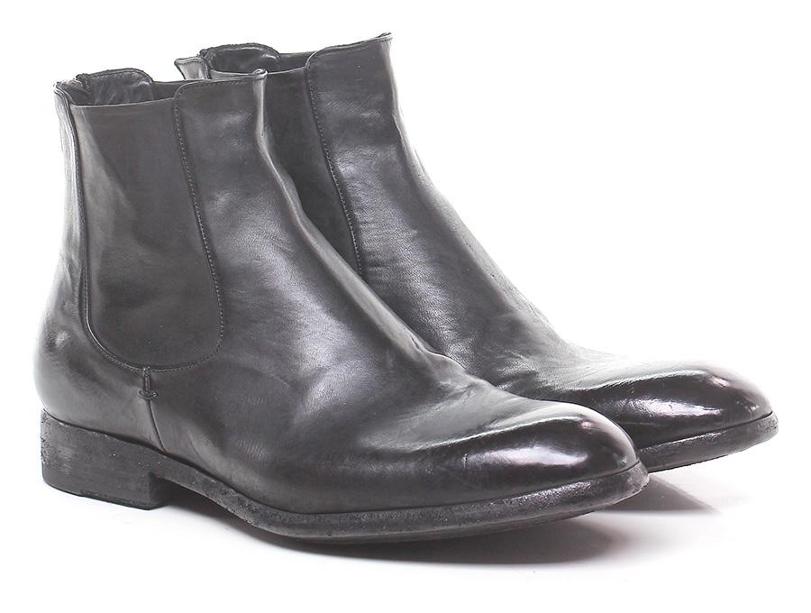 Polacco Nero Pantanetti Verschleißfeste billige Schuhe
