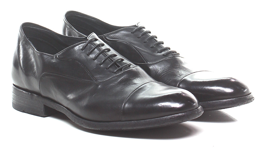 Stringata Nero Pantanetti Verschleißfeste billige Schuhe