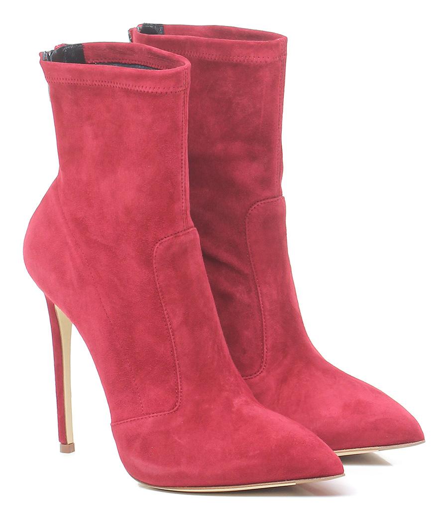 Tronchetto Rosso Sergio Levantesi Verschleißfeste billige Schuhe