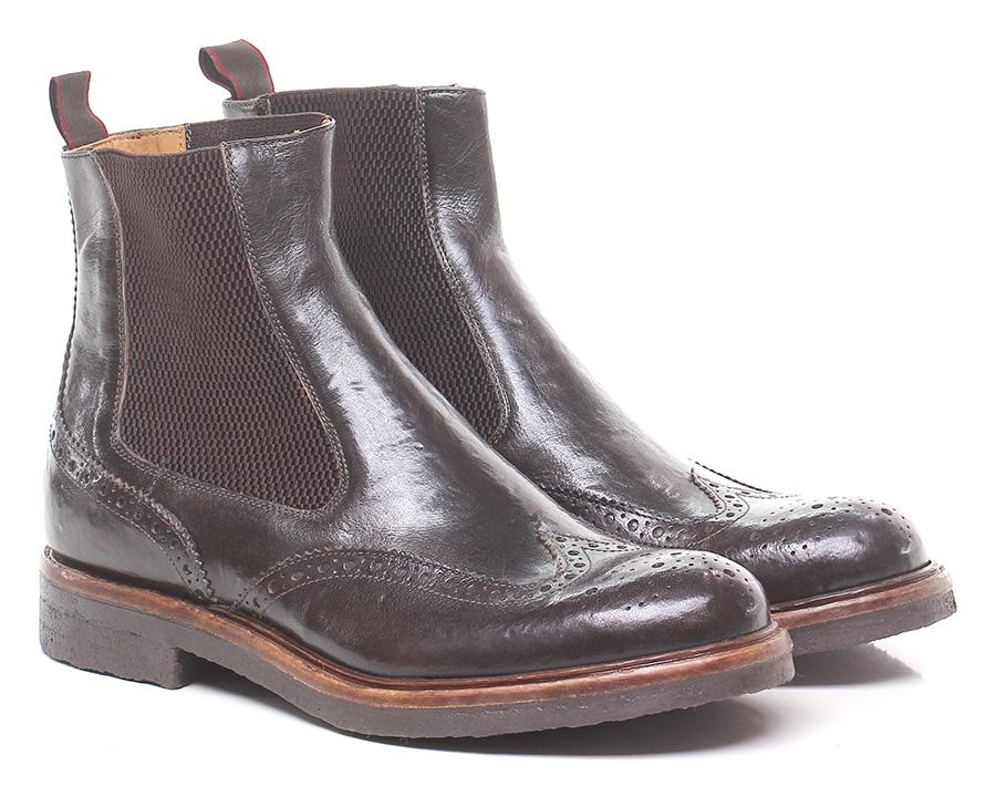 Polacco Mogano Corvari Verschleißfeste billige Schuhe