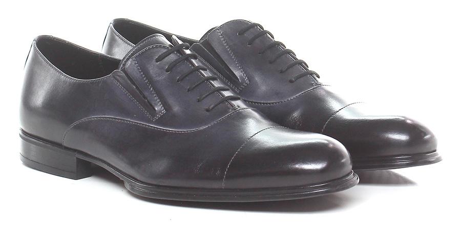Stringata Black Cesare Paciotti Verschleißfeste billige Schuhe