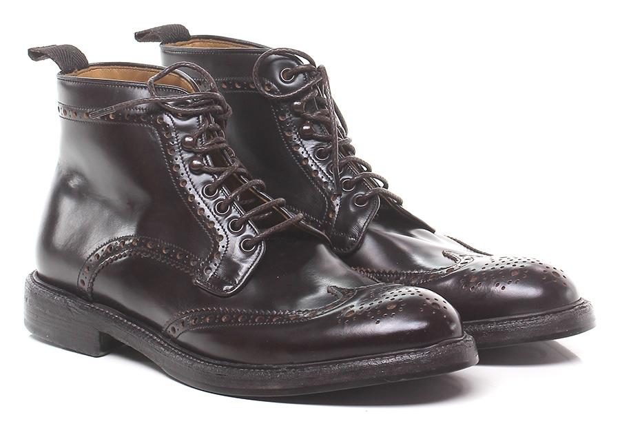 Polacco Mogano Green George Verschleißfeste billige Schuhe