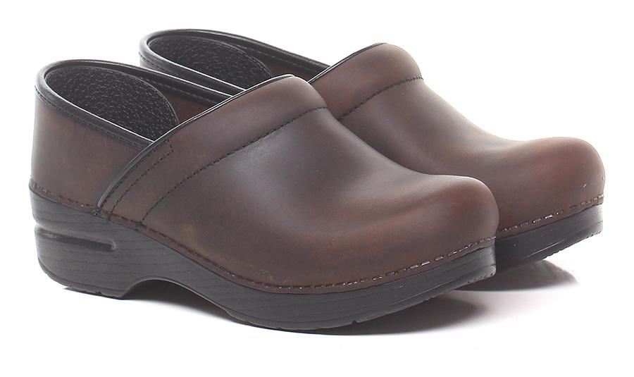 Zeppa Brown Dansko Verschleißfeste billige Schuhe