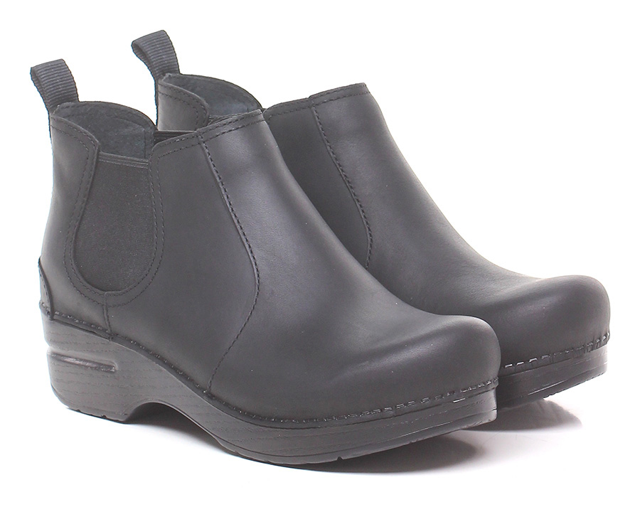 Tronchetto Black Dansko Verschleißfeste billige Schuhe
