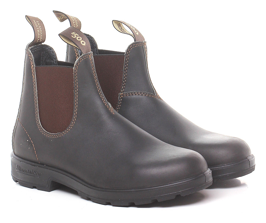Polacco Brown Blundstone Mode billige Schuhe