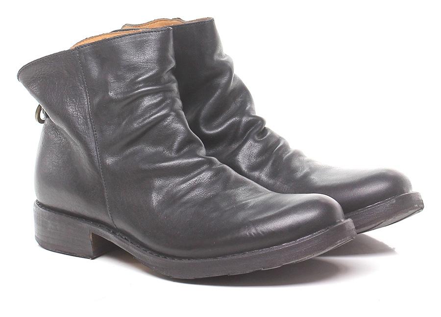 Polacco Nero Fiorentini Baker Mode billige Schuhe