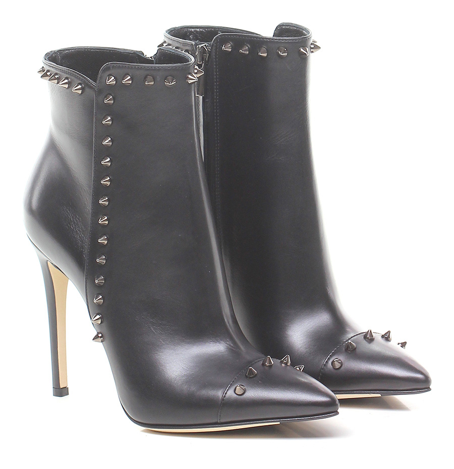 Tronchetto Nero Sergio Levantesi Verschleißfeste billige Schuhe