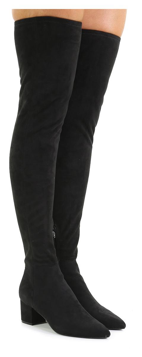 Stivale Black Black Black Steve Madden Mode billige Schuhe 96ad04