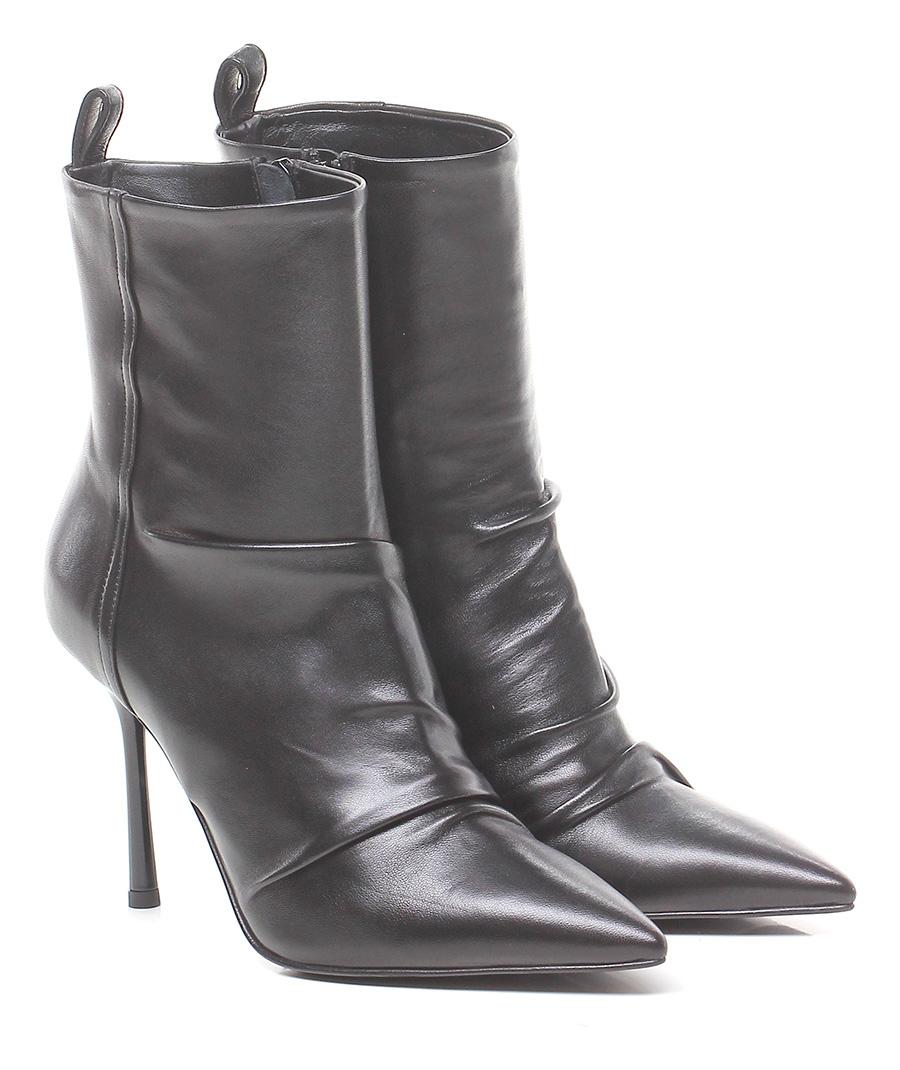 Tronchetto Nero Giampaolo Viozzi billige Mode billige Viozzi Schuhe 46c693