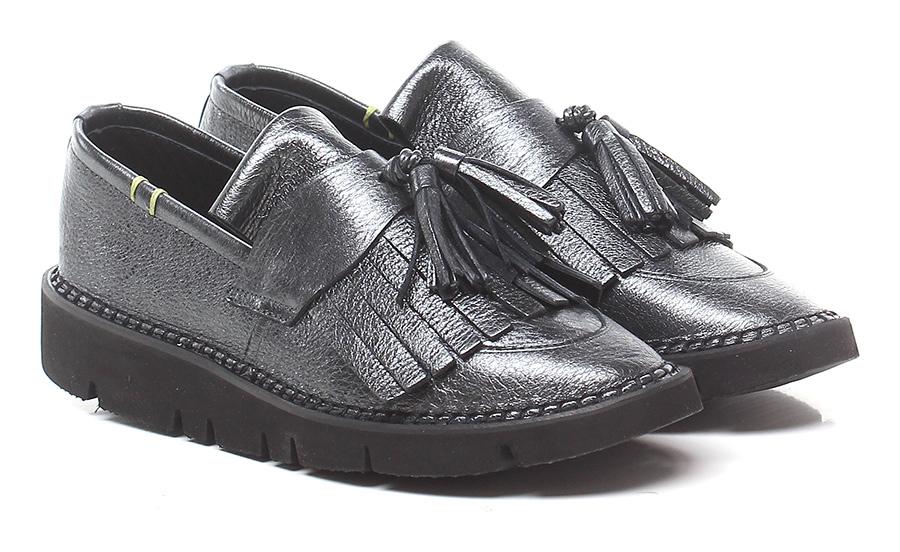 Scarpa bassa Piombo Emile Verschleißfeste billige Schuhe