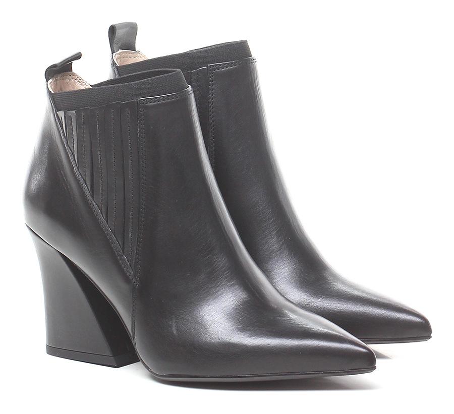 Tronchetto Nero Lami Firenze Mode billige Schuhe