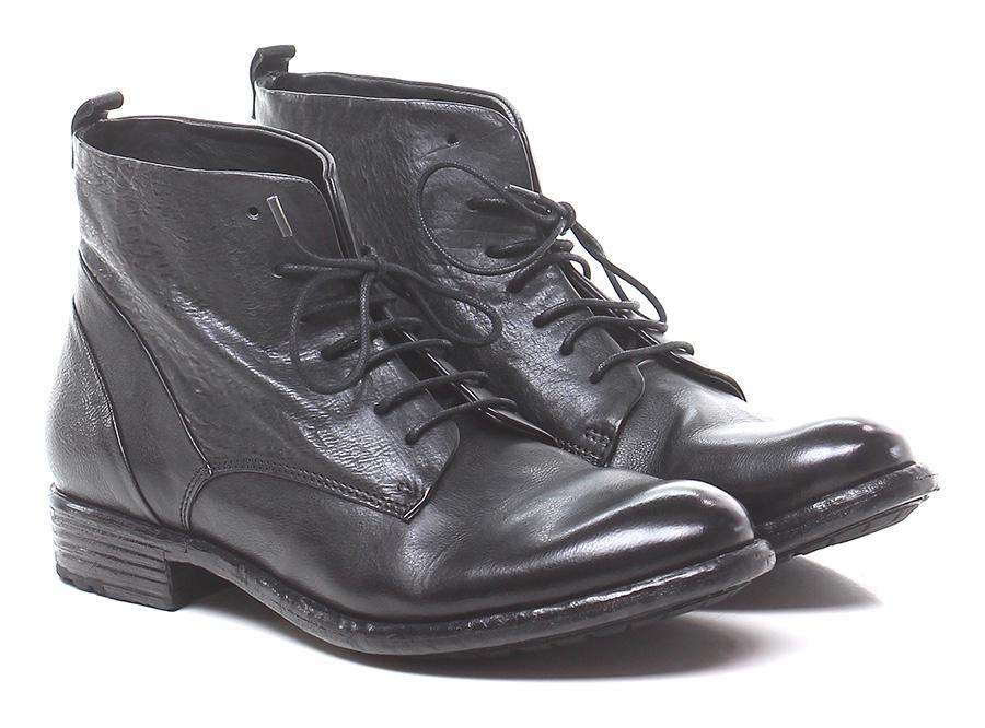 Polacco Nero Hundred 100 Verschleißfeste billige Schuhe