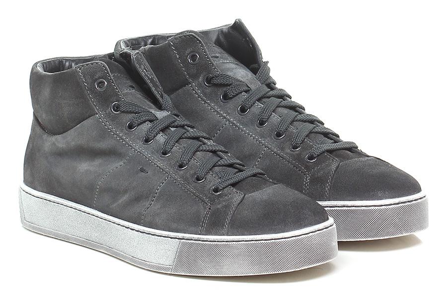 Sneaker Asfalto Santoni Verschleißfeste billige Schuhe