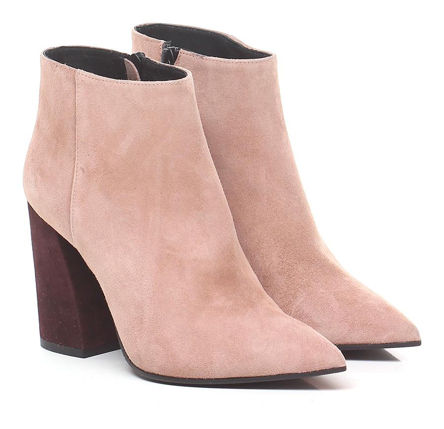 Tronchetto Rosa/amarone Festa Milano Mode billige Schuhe