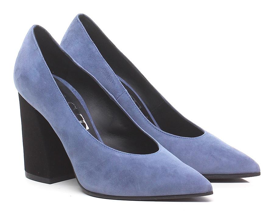 Decolletè Notte/nero Festa Milano Mode billige Schuhe