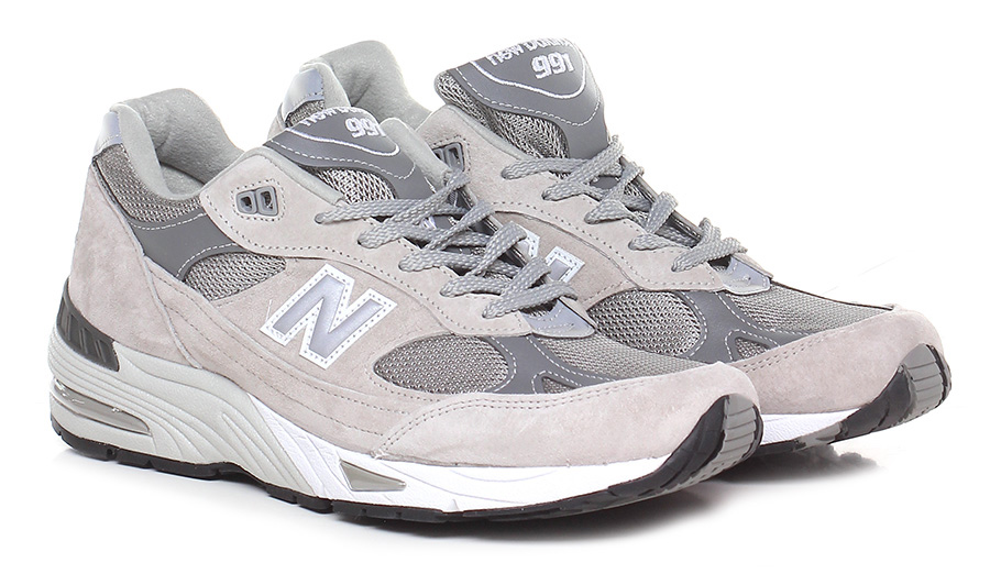 Sneaker  Taupe/grey New Balance Mode billige Schuhe