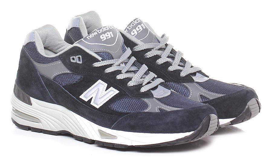 Sneaker Night/grey New Balance Verschleißfeste billige Schuhe