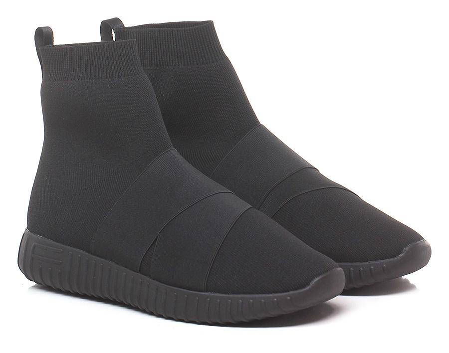 Sneaker Black Fessura Verschleißfeste billige Schuhe