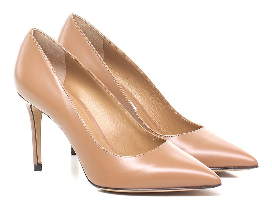 Decolletè Mode Sabbia Roberto Festa Milano Mode Decolletè billige Schuhe 724007