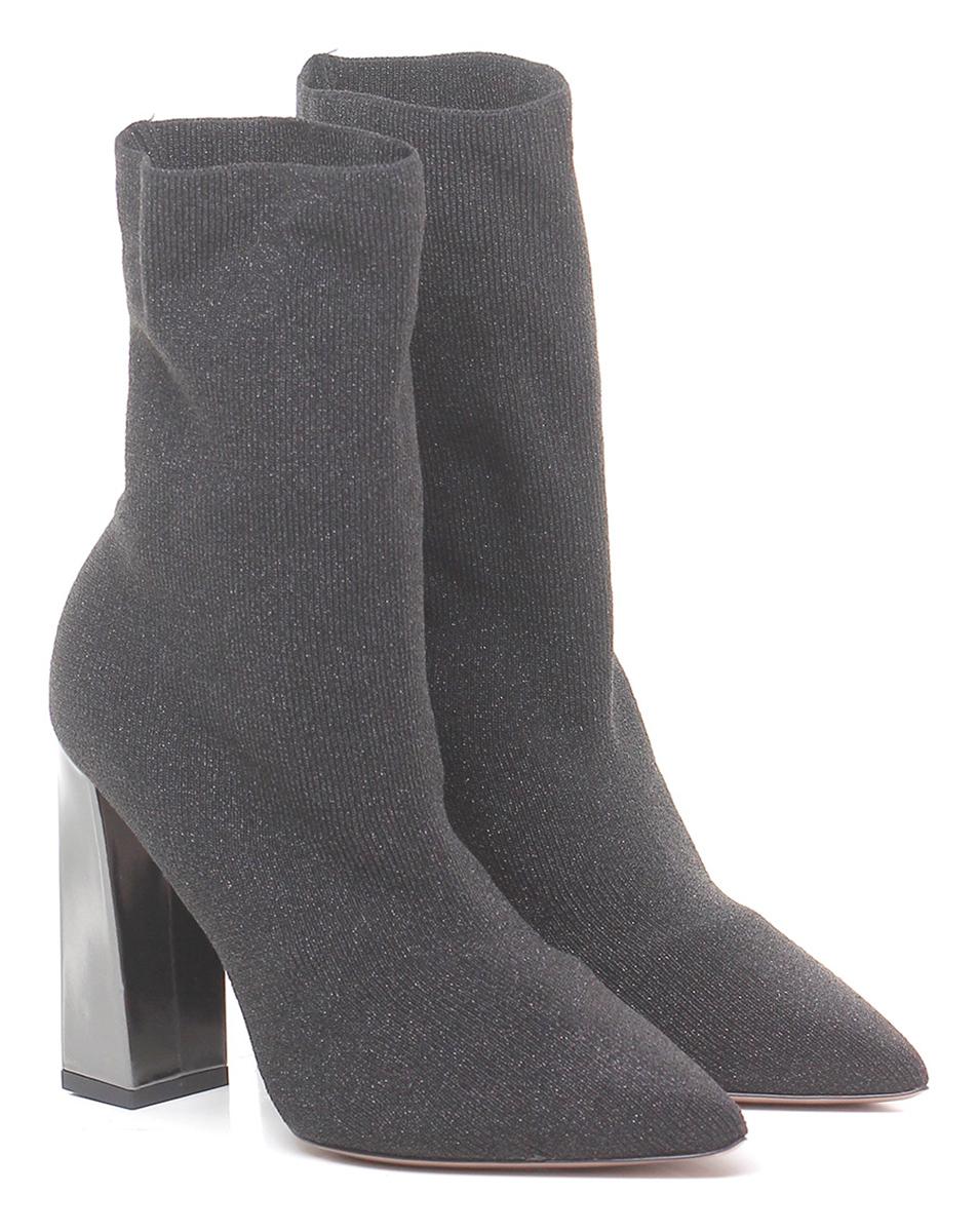 Tronchetto Nero/antracite Chon Mode billige Schuhe