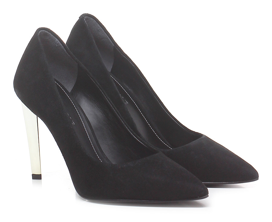 Decolletè Black Kendall Kylie Verschleißfeste billige Schuhe