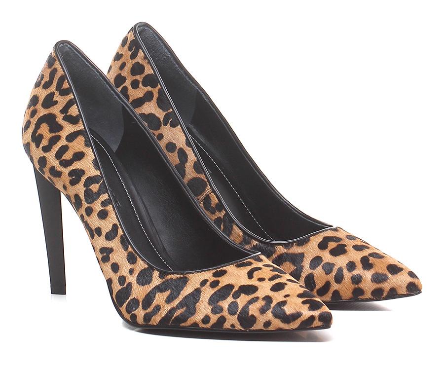 Decolletè Schuhe Leopard Kendall Kylie Verschleißfeste billige Schuhe Decolletè 0cab95