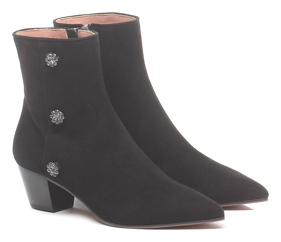 Tronchetto Black Schuhe L'autre Chose Mode billige Schuhe Black 6133ab