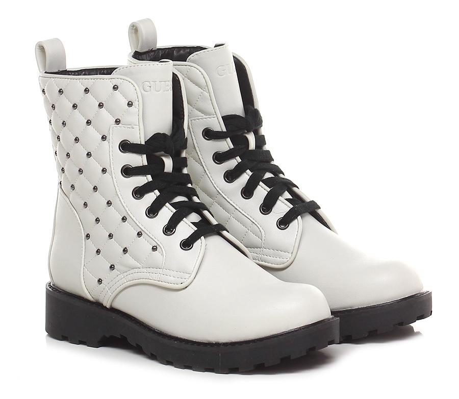 Polacco White Guess Verschleißfeste billige Schuhe