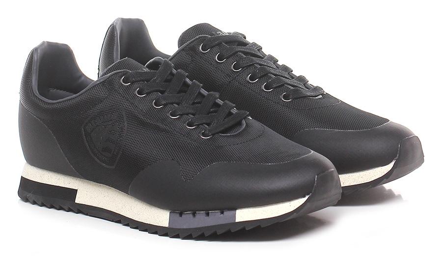 Sneaker Black Schuhe Blauer Verschleißfeste billige Schuhe Black ec27ba