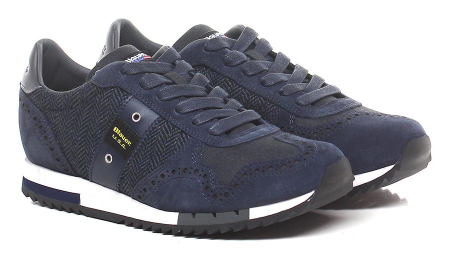 Sneaker Navy Blauer Scarpe economiche e buone
