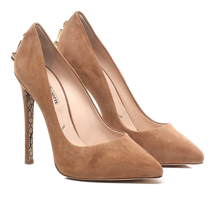Decolletè Sand Cesare Paciotti Verschleißfeste billige Schuhe