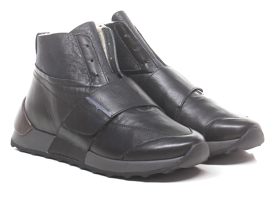 Sneaker Nero/t.moro Guardiani Sport Verschleißfeste billige Schuhe
