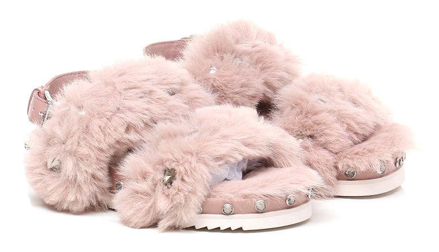 Sandalo basso Pink ASH  Scarpe economiche e buone
