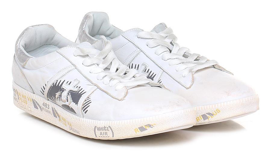 Sneaker 3092 white/silver Premiata che Scarpe sia calde che Premiata economiche 00536d
