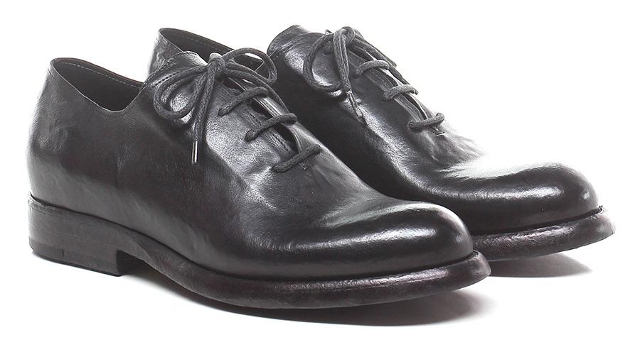 Stringata Nero Hervè Verschleißfeste billige Schuhe