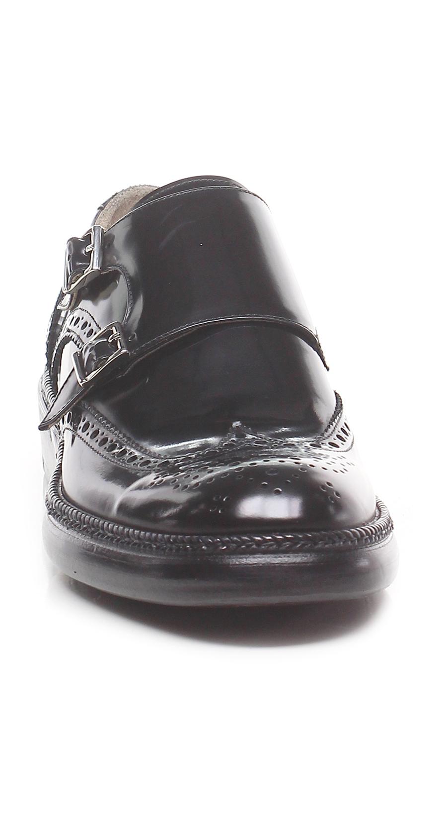 Senza stringhe Nero Damy Verschleißfeste billige Schuhe